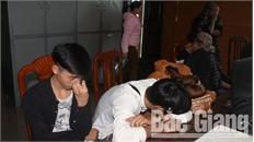 Bắt quả tang nhóm đối tượng sử dụng ma túy trong quán karaoke