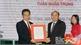 Công bố Quyết định thành lập Trường THPT Thân Nhân Trung