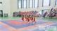 Sôi nổi hội thi Aerobic học sinh tiểu học huyện Lục Nam lần thứ II