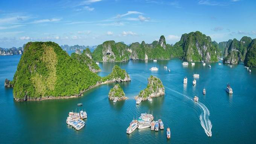 Ha Long Bay a once-in-a-lifetime destination: US publication