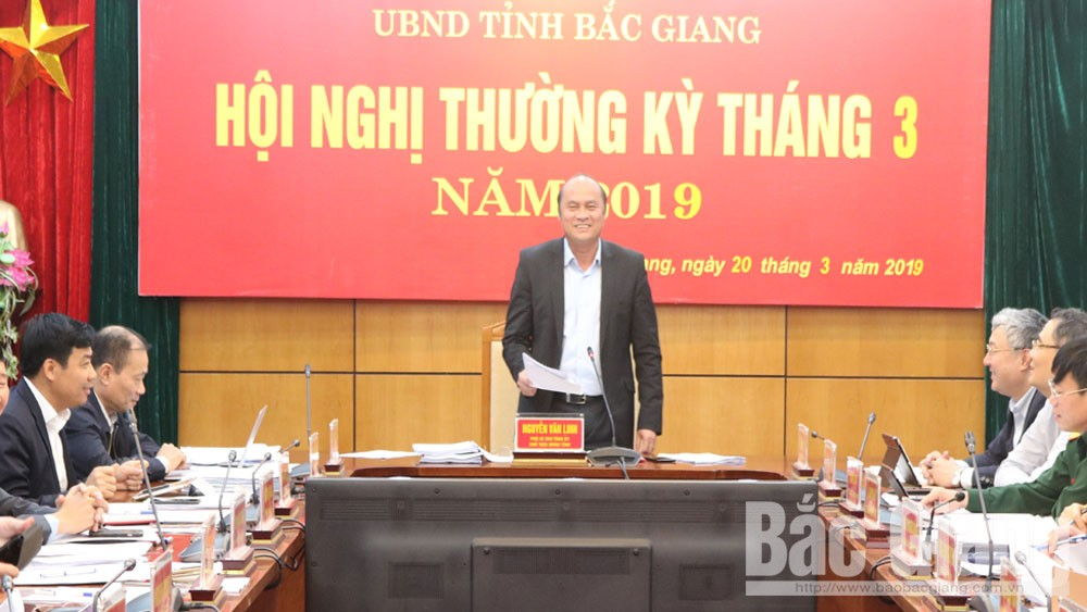 Provincial Chairman, Nguyen Van Linh, investment attraction, economic growth rate, Bac Giang province, foreign direct investment, agricultural development
