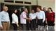 Chủ tịch UBND tỉnh Nguyễn Văn Linh tiếp xúc với nhân dân huyện Tân Yên