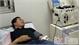 Kịp thời hiến tiểu cầu cứu sống bệnh nhân cấp cứu