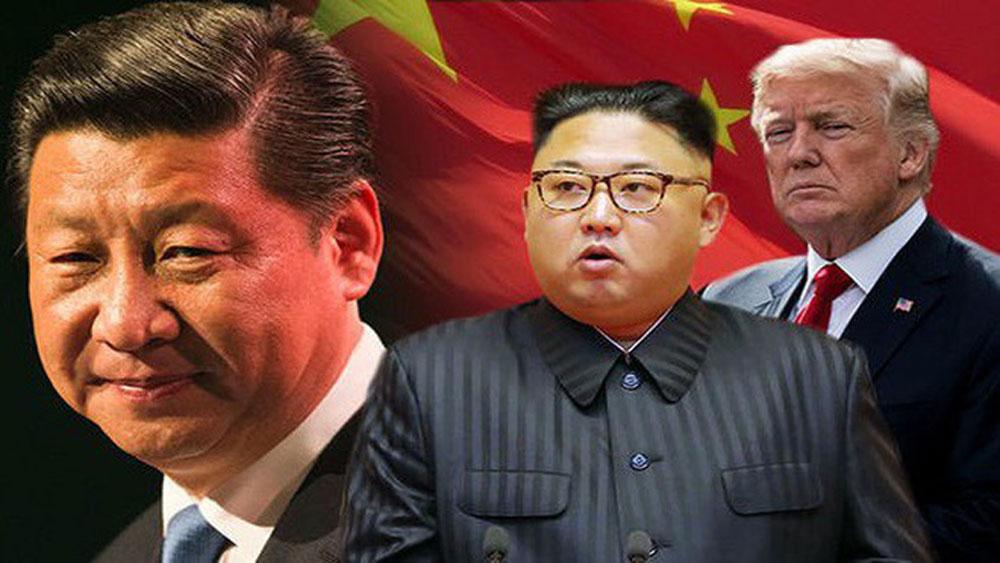 Mỹ, trừng phạt, 2 công ty Trung Quốc, liên quan vấn đề Triều Tiên