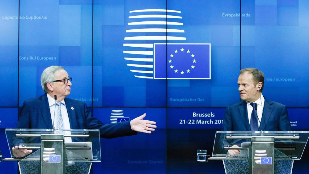 EU, đồng ý hoãn Brexit, đến 22-5, Quốc hội Anh, ủng hộ thỏa thuận, Thủ tướng May