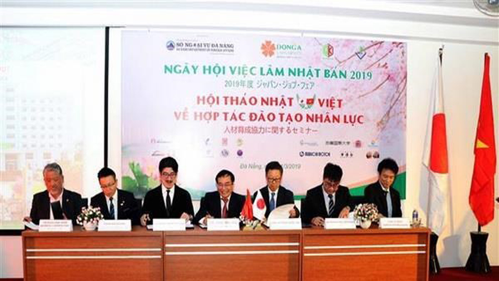 Nearly 200 Vietnamese students welcomed to work experience in Japan