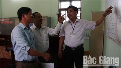 Xã Ninh Sơn tiếp tục dẫn đầu xếp hạng chỉ số cải cách hành chính