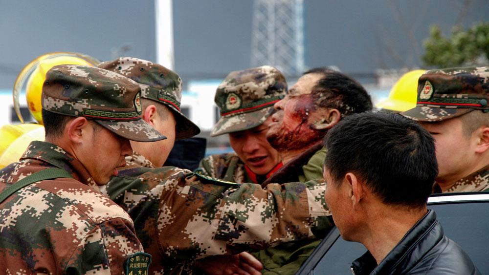 Trên 130 người thương vong, vụ nổ nhà máy hóa chất, Trung Quốc