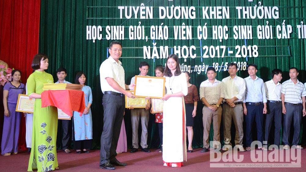 Yên Dũng, Bắc Giang, khuyến học, dòng họ, khu dân cư