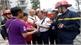 Cứu 5 khách nước ngoài mắc kẹt khi cháy khách sạn