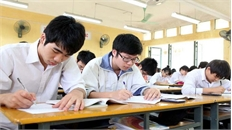 Bộ Giáo dục và Đào tạo chính thức công bố Quy chế thi THPT quốc gia 2019