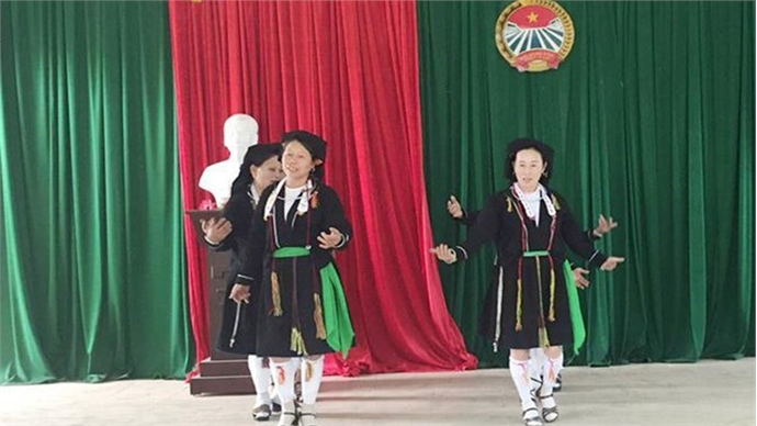 San Diu ethnic group's folk singing named national intangible cultural heritage