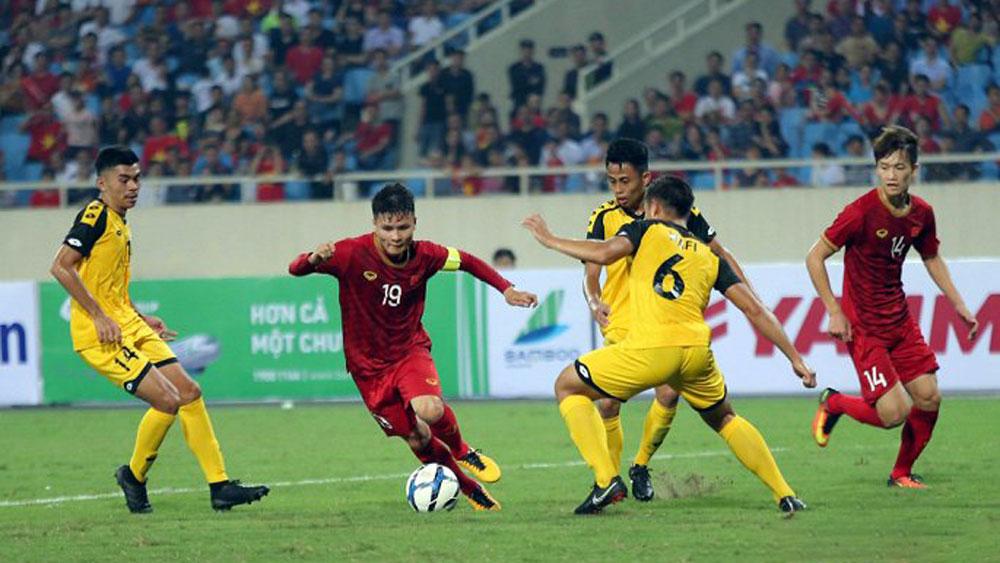 U23 Việt Nam, U23 Brunei, U23 châu Á 2020