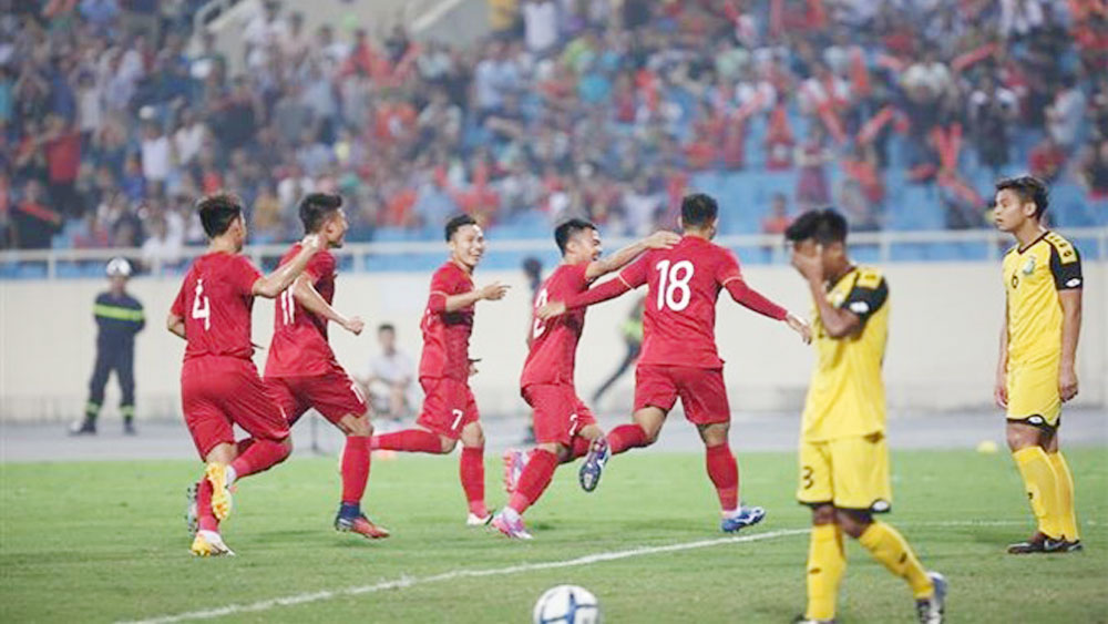 Vietnam have good start at 2020 AFC U23 Championship