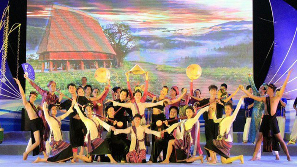 Phu Yen, Culture – Tourism Week 2019, National Tourism Year 2019, 44th anniversary, cross-country tournament,  local culinary culture festival