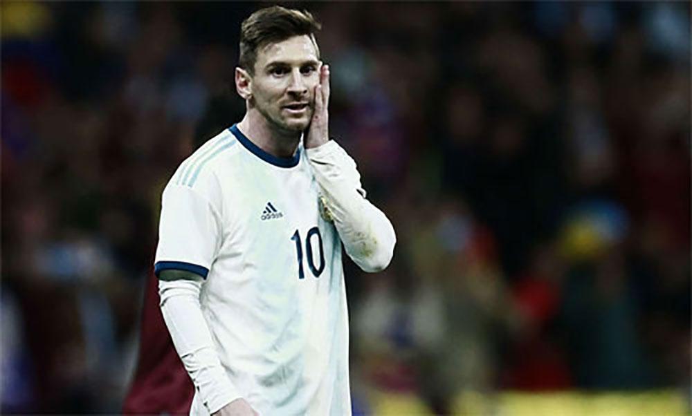 Venezuela, Argentina, Messi
