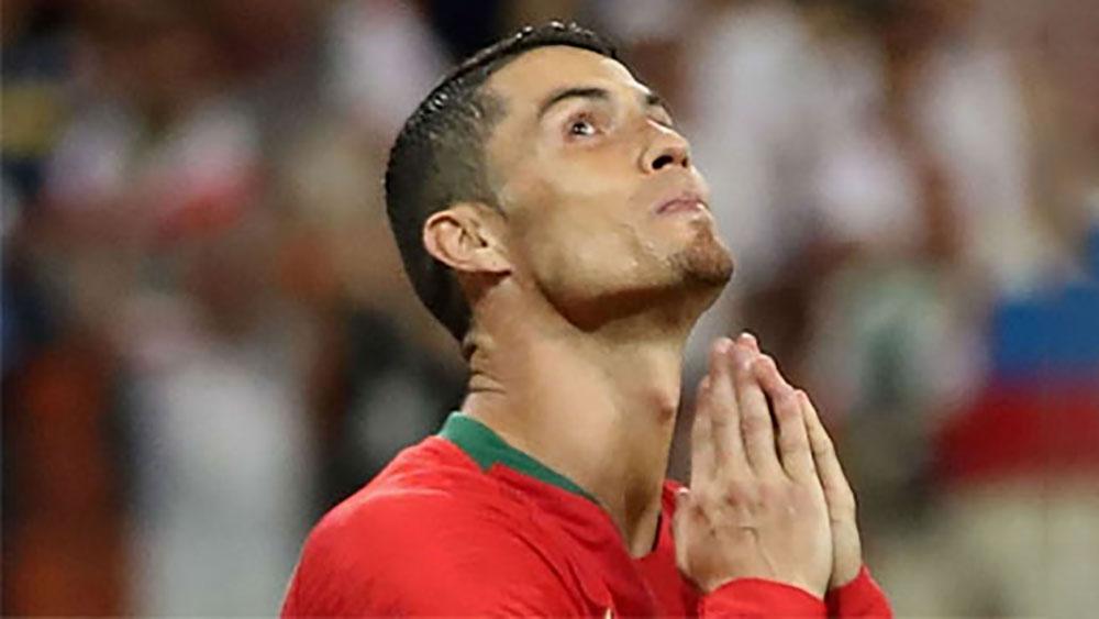 Ronaldo, Bồ Đào Nha, Ukraine, vòng loại Euro 2020