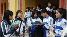 Công bố kết quả thi chọn học sinh giỏi văn hóa cấp tỉnh năm học 2018-2019