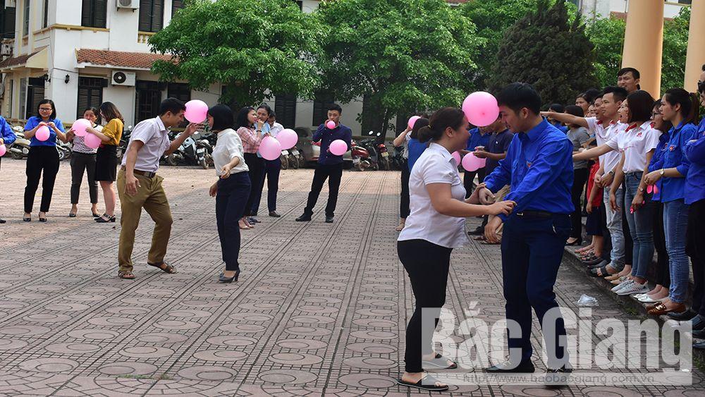 Huyện Tân Yên tổ chức Ngày hội đoàn viên