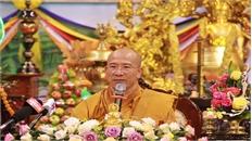 Sư trụ trì chùa Ba Vàng Thích Trúc Thái Minh là ai?