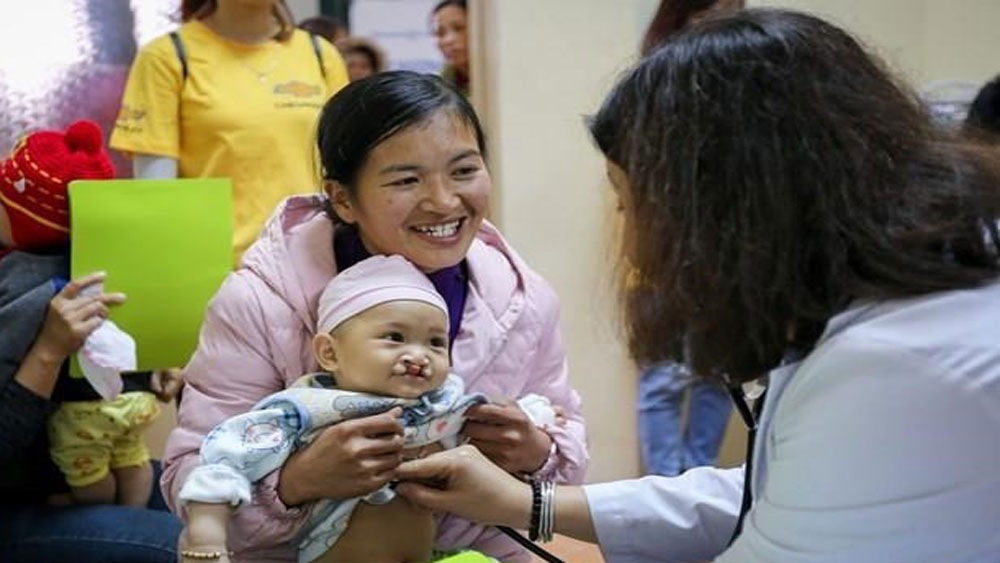 RoK doctors, free cleft palate surgery, Vietnamese children, free surgery, surgery and hospitalisation costs, medical check-ups