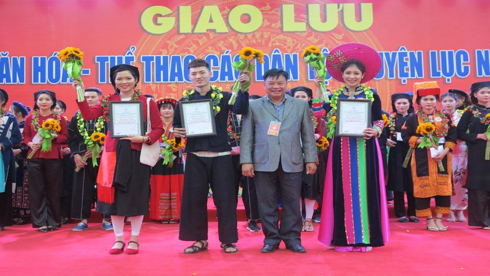 Huyện Lục Ngạn, Ngày hội văn hóa - thể thao huyện Lục Ngạn, Tỉnh Bắc Giang