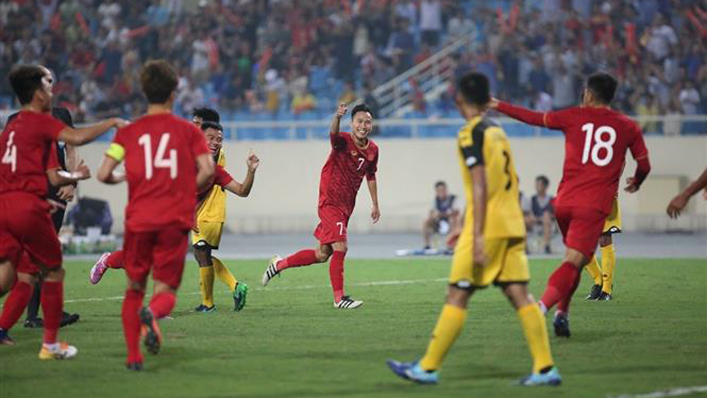 U23 Việt Nam, U23 Indonesia,  Quang Hải,  quyết đấu, vòng chung kết, Mỹ Đình, châu Á