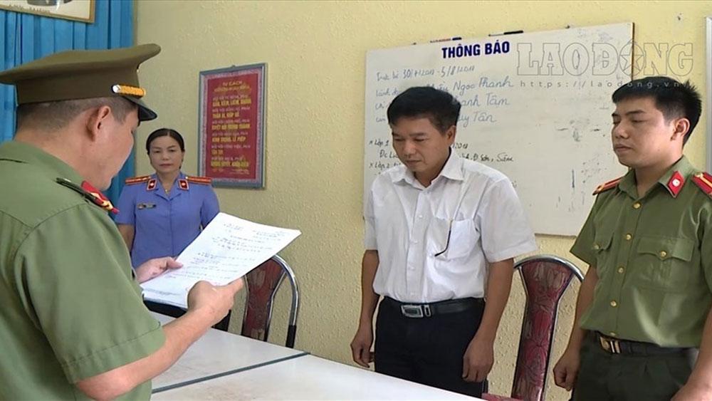 44 thí sinh ở Sơn La, nâng điểm, con cháu của ai, gian lận thi cử ở Sơn La,