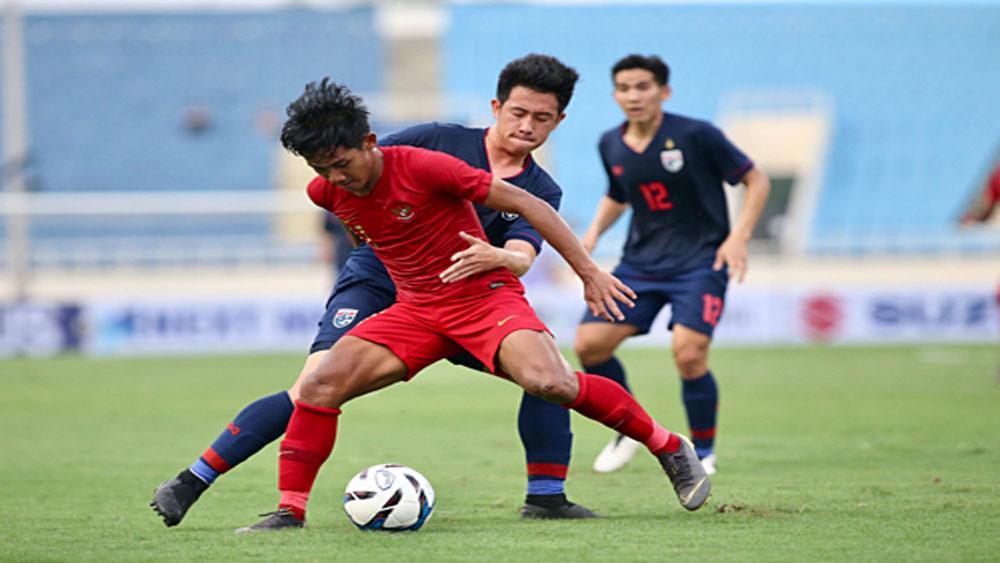 Việt Nam - Indonesia,  tài dụng binh, thầy Park, trận đấu giữa Việt Nam và Indonesia