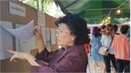 Thái Lan chính thức bắt đầu tổng tuyển cử