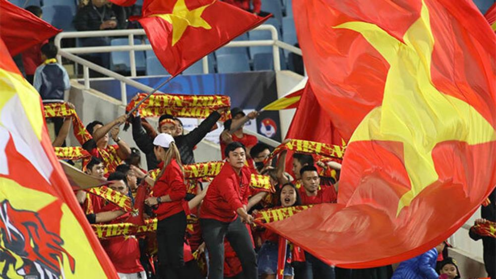 Bảng K vòng loại U23 châu Á Việt Nam-Indonesia (hiệp 1): Chủ nhà áp đảo
