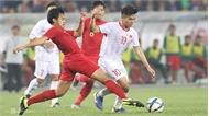 Bảng K vòng loại U23 châu Á Việt Nam-Indonesia (hiệp 1): Chủ nhà chơi áp đảo nhưng chưa có bàn thắng