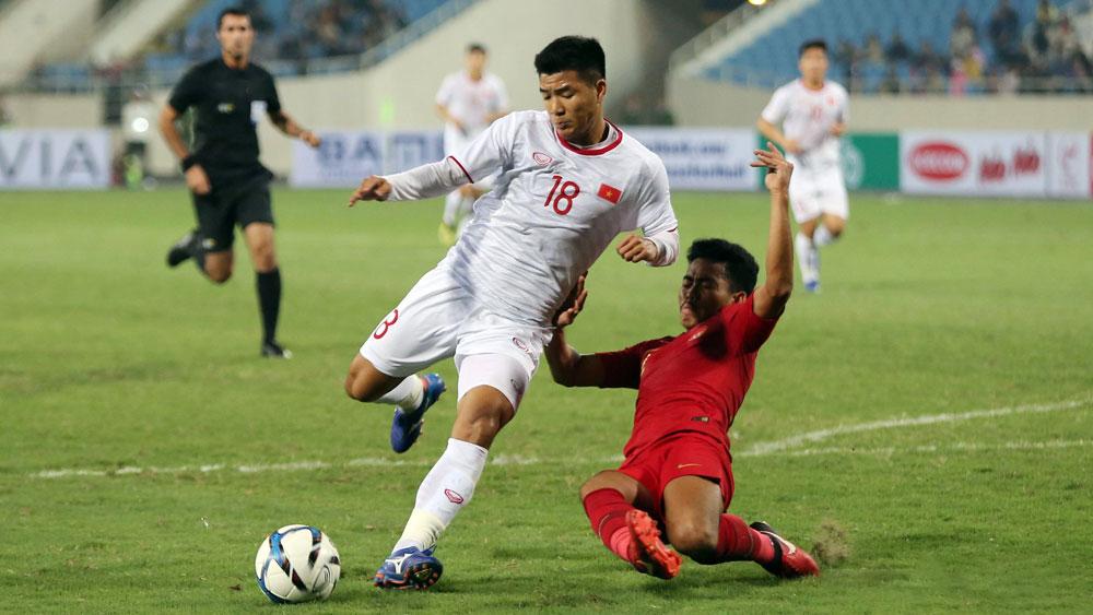 U23 Việt Nam, U23 Indonesia