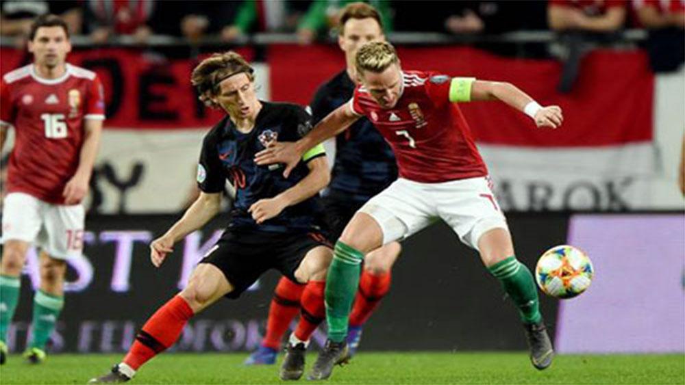 Croatia, Hungary, vòng loại Euro 2020