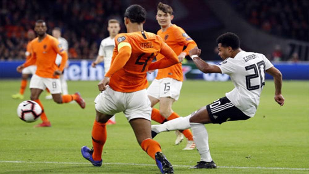 Đức, Hà Lan, vòng loại Euro 2020