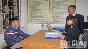 Tòa án nhân dân huyện Tân Yên: Dẫn đầu phong trào thi đua