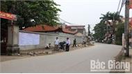 Thành ủy Bắc Giang: Tập trung giải quyết dứt điểm  những việc nổi cộm