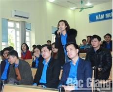 Bí thư Đảng ủy CCQ tỉnh gặp gỡ, đối thoại với đoàn viên thanh niên: Trao đổi nhiều vấn đề giới trẻ quan tâm