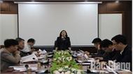 Phó Chủ tịch UBND tỉnh Nguyễn Thị Thu Hà: Tạo chuyển biến về phát triển đô thị tại huyện Việt Yên