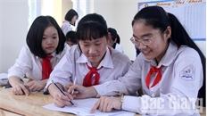 Bắc Giang: Công bố môn thi thứ tư trong kỳ thi tuyển sinh vào lớp 10 THPT năm học 2019-2020
