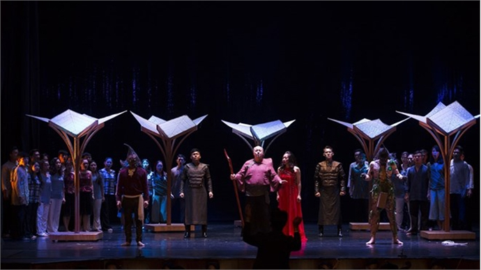 Mozart's The Magic Flute returns to HCM City Opera House