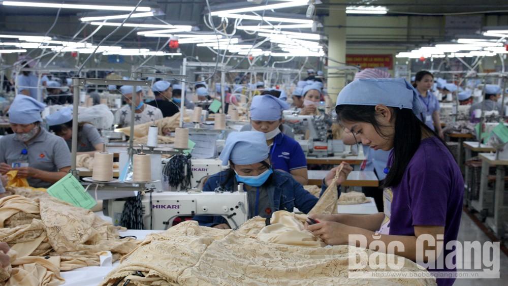 Hiệp Hòa: Gần 1.600 lao động có việc làm mới