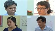 Vụ gian lận điểm thi ở Sơn La: Thiếu tá Công an bị tước danh hiệu