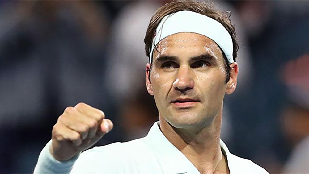 Federer, Filip Krajinovic, Miami mở rộng