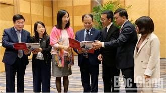 """Đoàn đại biểu tỉnh Bắc Giang dự hội nghị """"Gặp gỡ thị trưởng các nước láng giềng"""" tại Ma-cao (Trung Quốc)"""
