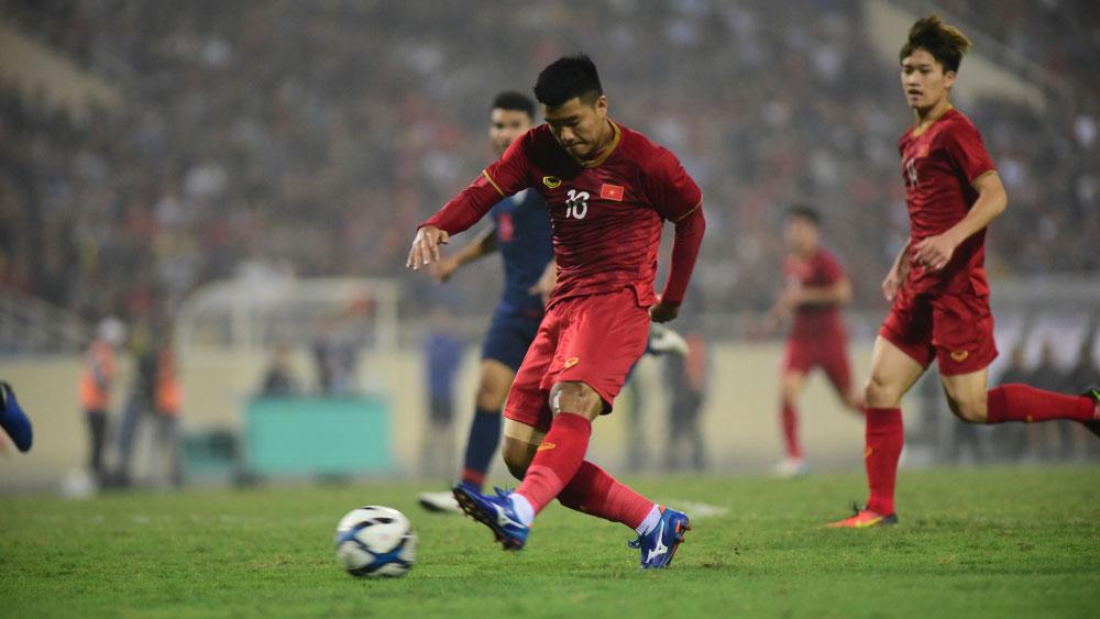 U23 Việt Nam thắng đậm U23 Thái Lan, giành vé vào vòng chung kết U23 châu Á