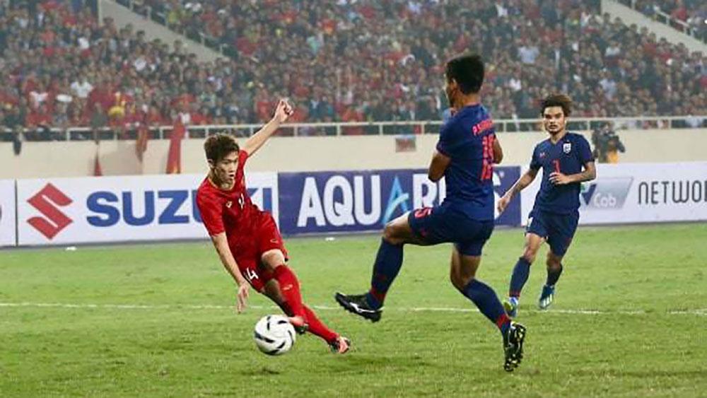 Truyền thông quốc tế: Bóng đá Việt Nam là vua Đông Nam Á