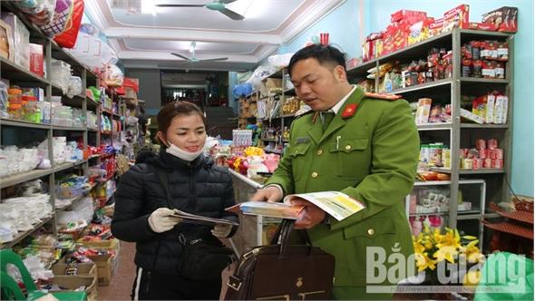 Lực lượng Công an tỉnh Bắc Giang: Chủ động phòng ngừa, nâng tỷ lệ điều tra phá án
