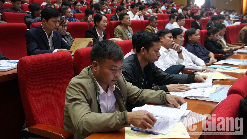 Bắc Giang, cải cách hành chính, liên thông, thủ tục hành chính, hộ khẩu, hộ tịch, tử tuất