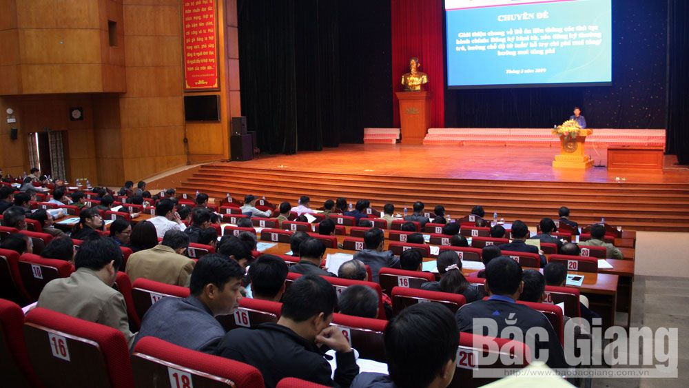 Công dân Bắc Giang sẽ thuận lợi hơn khi làm thủ tục hành chính về hộ khẩu, hộ tịch, tử tuất